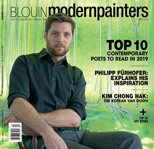 Modern Painters Magazine | 4/2019 Cover