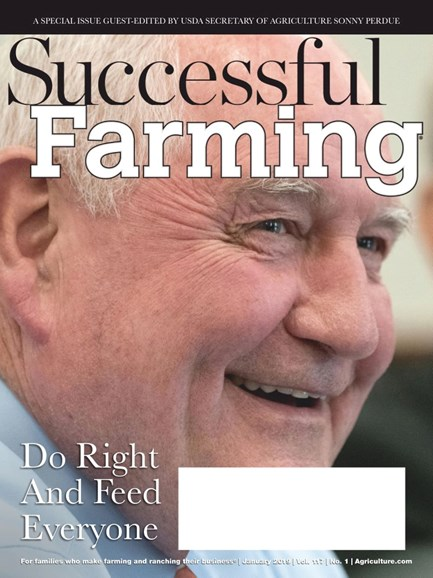 Successful Farming Cover - 1/1/2019