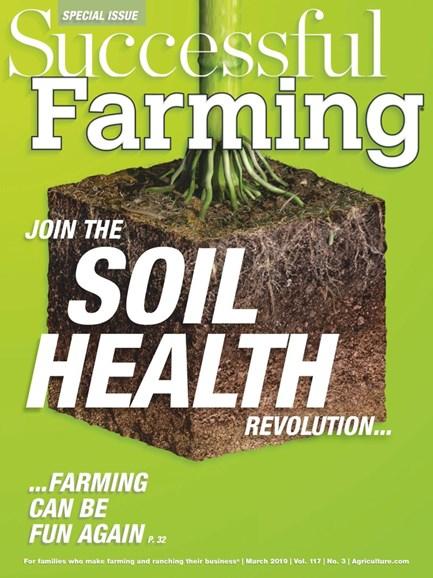 Successful Farming Cover - 3/1/2019