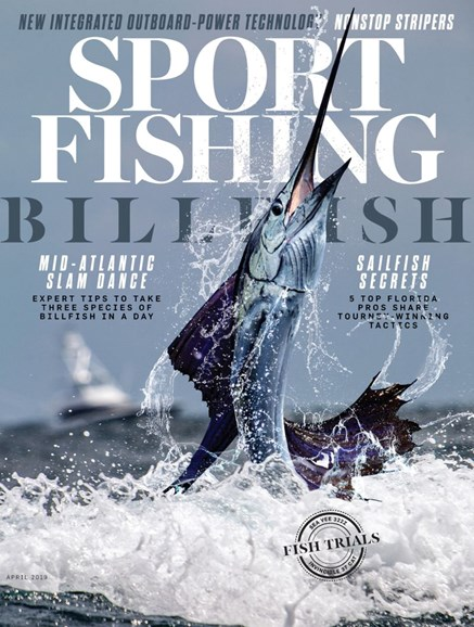 Sport Fishing Cover - 4/1/2019