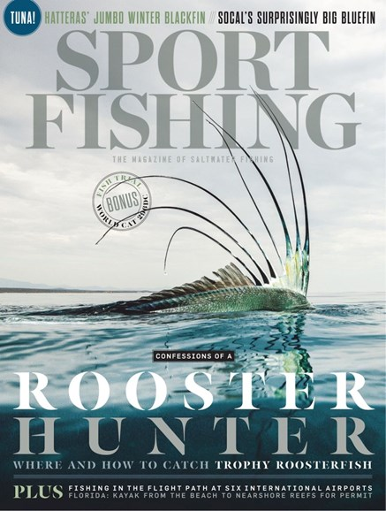Sport Fishing Cover - 2/1/2019