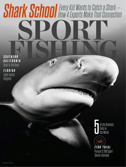 Sport Fishing Cover - 3/1/2019