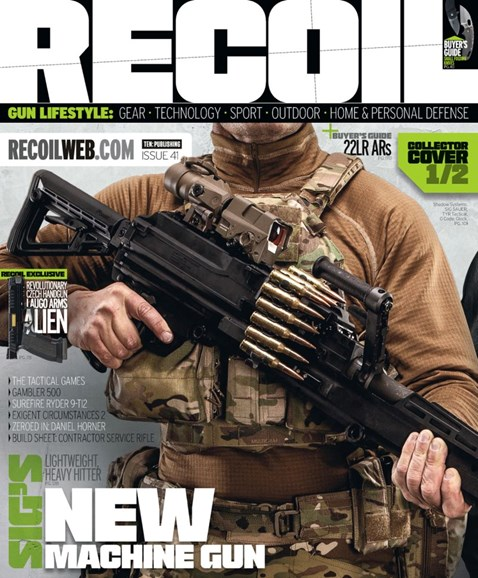 Recoil Cover - 3/1/2019