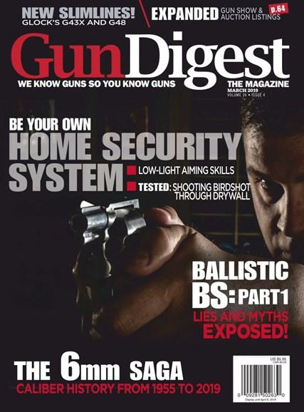 Gun Digest Cover - 3/2/2019
