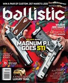 Ballistic 12/1/2018