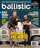 Ballistic 10/1/2018