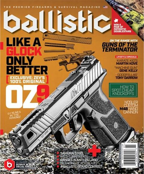 Ballistic Cover - 1/1/2019