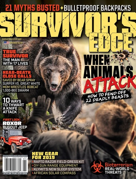 Survivor's Edge Cover - 1/1/2019