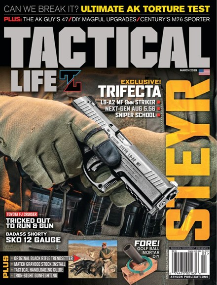 Tactical Life Cover - 3/1/2019