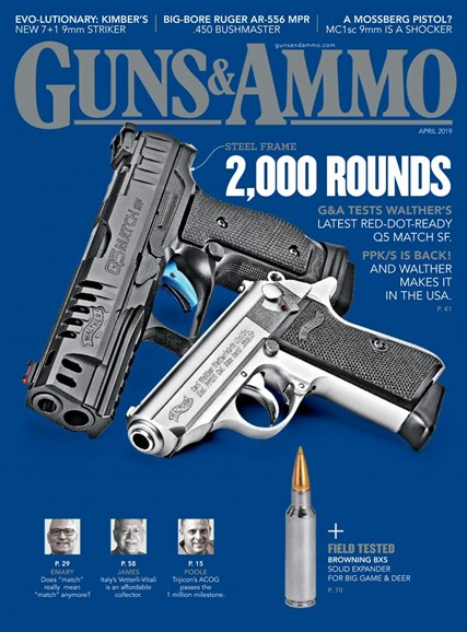 Guns & Ammo Cover - 4/1/2019