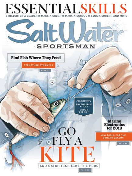 Salt Water Sportsman Cover - 2/1/2019