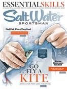 Salt Water Sportsman Magazine   2/2019 Cover