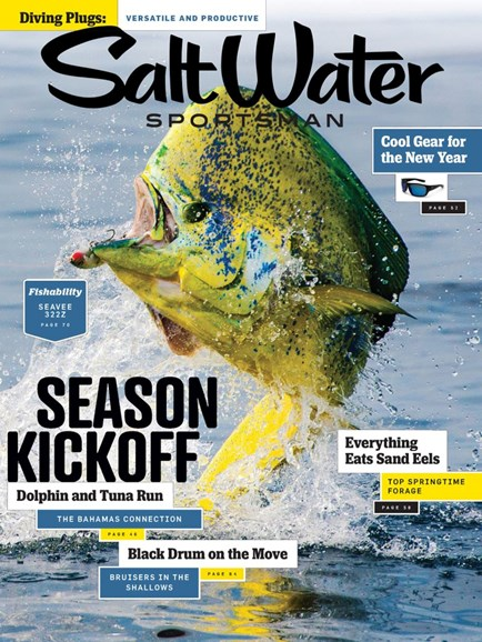 Salt Water Sportsman Cover - 3/1/2019