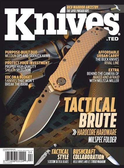 Knives Illustrated Cover - 3/1/2019