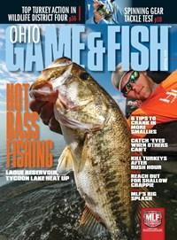 Ohio Game & Fish | 4/1/2019 Cover
