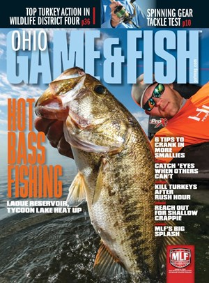 Ohio Game & Fish | 4/1/2019 Cover