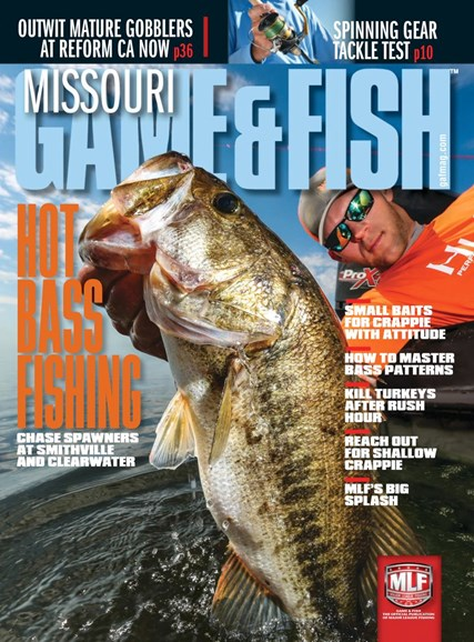 Missouri Game & Fish Cover - 4/1/2019