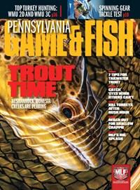 Pennsylvania Game & Fish | 4/1/2019 Cover
