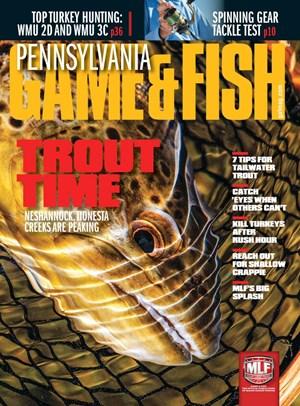 Pennsylvania Game & Fish | 4/1/2019 Cover
