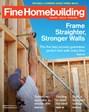 Fine Homebuilding Magazine | 3/2019 Cover