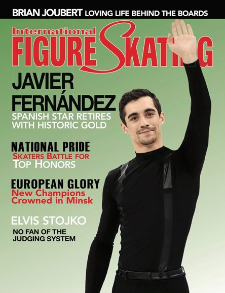 International Figure Skating Cover - 4/1/2019