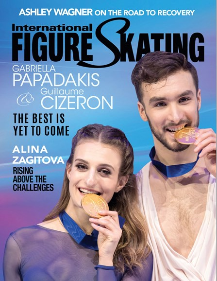 International Figure Skating Cover - 12/1/2018