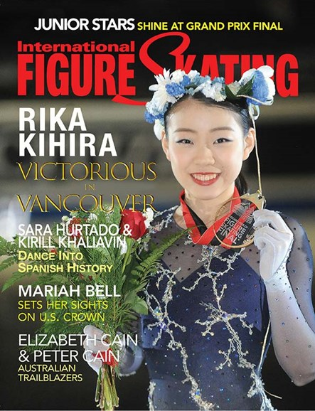International Figure Skating Cover - 2/1/2019