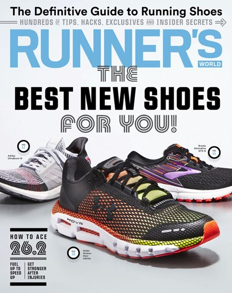 Runner's World Cover - 3/1/2019