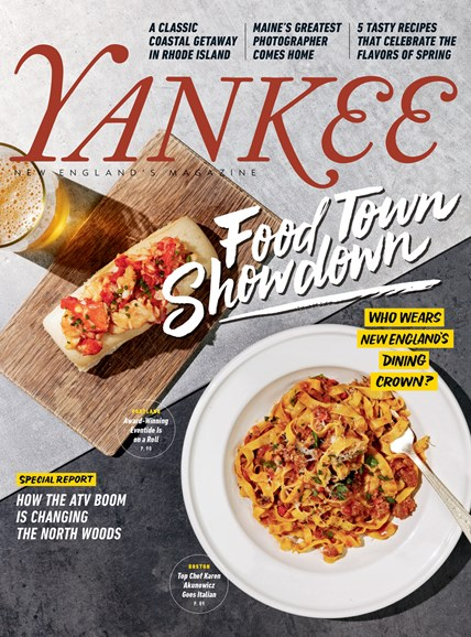 Yankee Cover - 3/1/2019