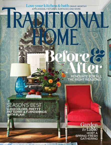 Traditional Home Cover - 3/1/2019