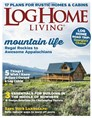 Log Home Living Magazine | 4/2019 Cover
