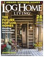 Log Home Living Magazine | 3/2019 Cover