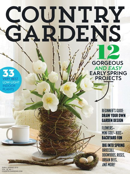 Country Gardens Cover - 1/1/2019