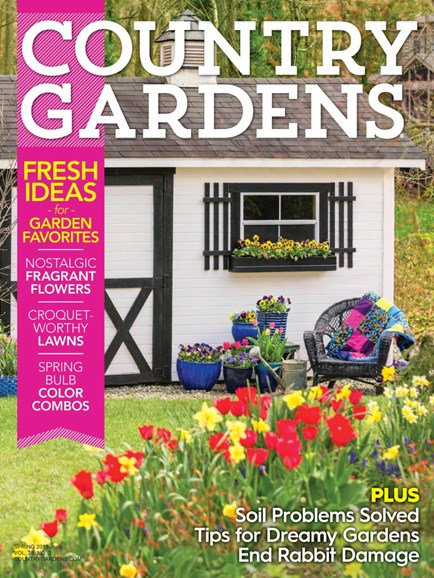 Country Gardens Cover - 3/1/2019