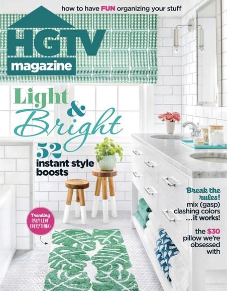 HGTV Cover - 4/1/2019