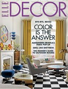 ELLE DECOR Magazine 4/1/2019