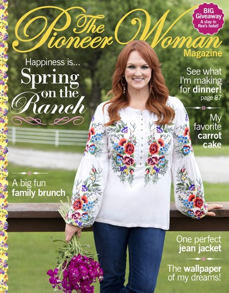 The Pioneer Woman Cover - 3/1/2019