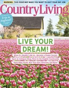 Country Living Magazine 4/1/2019