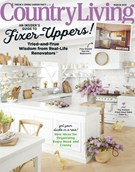 Country Living Magazine 3/1/2019