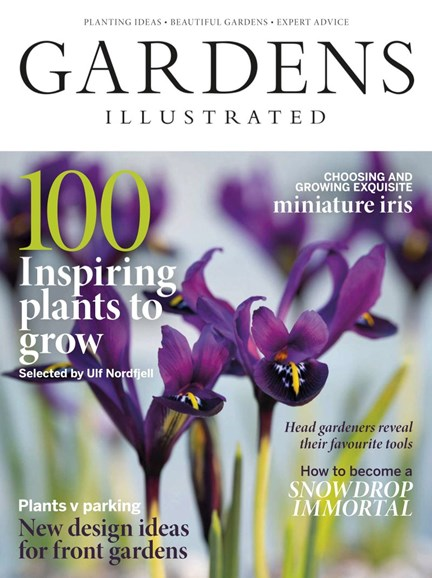 Gardens Illustrated Cover - 2/1/2019