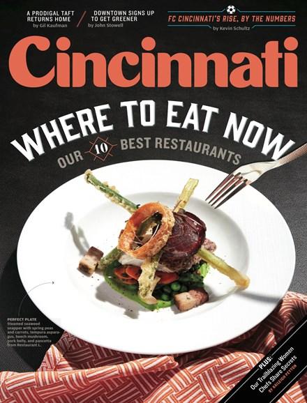 Cincinnati Cover - 3/1/2019