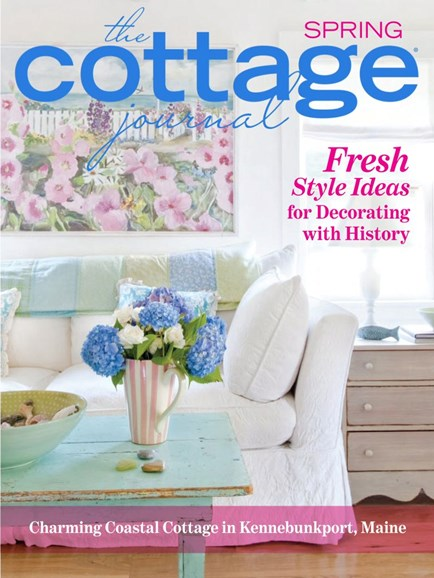 The Cottage Journal Cover - 3/1/2019