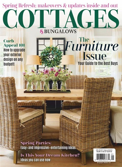 Cottages & Bungalows Cover - 4/1/2019