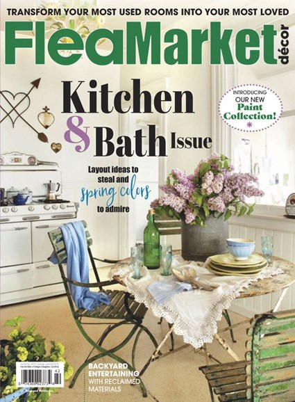 Flea Market Décor Cover - 4/1/2019