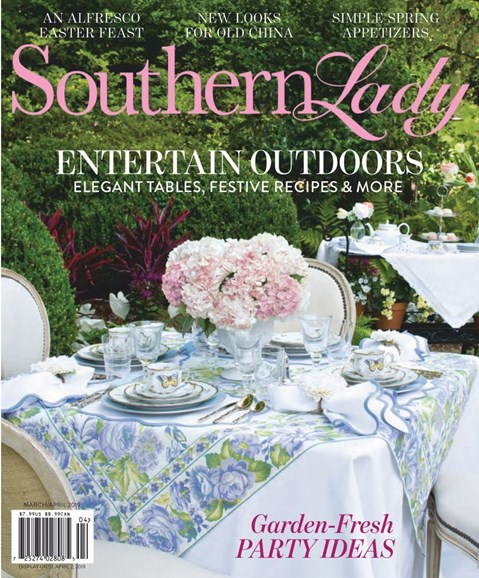 Southern Lady Cover - 3/1/2019