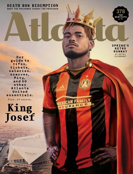 Atlanta Magazine Cover - 3/1/2019