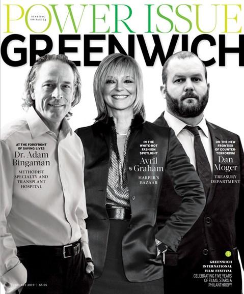 Greenwich Cover - 2/1/2019
