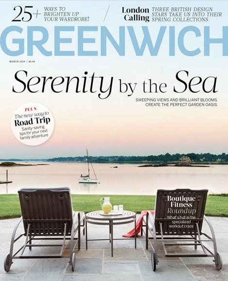 Greenwich Cover - 3/1/2019