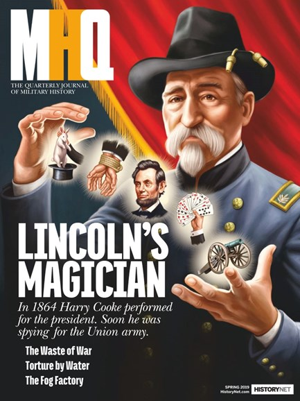 MHQ: Military History Quarterly Cover - 3/1/2019