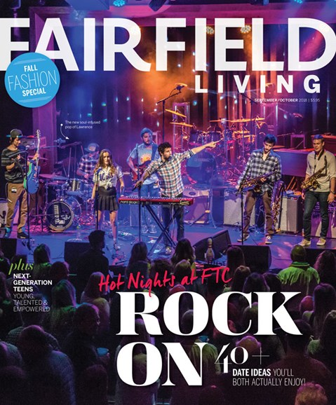 Fairfield Living Cover - 9/1/2018